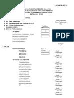 Borang Lampiran a Borang Kemaskini Maklumat Peribadi PCB