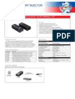 Fpi-100 Poe Injector