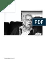 Decir no a lo que nos mandan - Entrevista a Agustín García Calvo