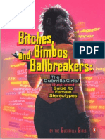 Bitches Bimbos & Ballbreakers - Guerrilla Girls Guide to Female Stereotypes