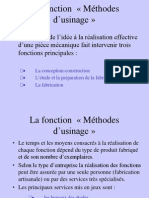 1_La fonction  Méthodes usinage (1).ppt