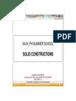 0812 Ph-summerschool 04 04 Solid Constructions