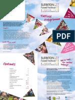 Surbiton Food Festival 2014 Programme
