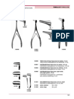 Surgical Instruments Rhinology