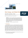 VeganVsCars Diet, Energy, And Global Warming
