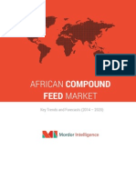 African Compound Feed Market – by Ingredients, Supplements, Animal Type and Geography – Trends and Forecasts (2014 – 2020)