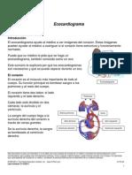 Eco Cardiogram A