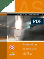 Manual de Instalacion de Gas
