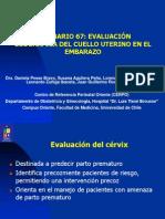 EVALUACIÓN ecografica del cuello uterino en el embarazo.pdf