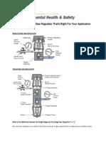 How to Select a Gas Regulator