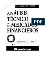 JJ MURPHY -Análisis Técnico de Los Mercados Financieros (Map Bolsa)