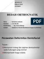 BEDAH ORTHOGNATIK