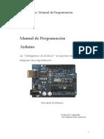 Manual Programacion Arduino