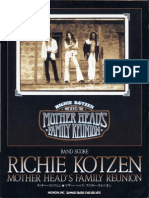 Richie Kotzen - Mother Heads Family Reunion