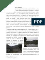 Resultados de tipo cuantitativos y cualitativos de la sgunda fraccion de proyecto de analisis de contaminación 2009 Córdoba