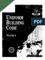 UBC - 1997 - Vol-1