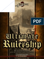 Ultimate Intrigue Playtest Pdf
