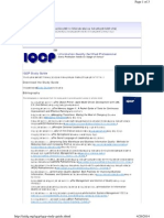 Iqcp Guide
