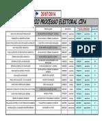 Cronograma de Implantação de CIPA - Segurança Do Trabalho Nwn