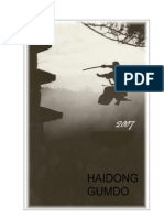 Haidong Gumdo Gup Manual