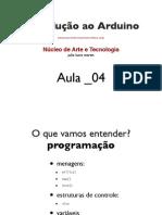 Cur So Arduino Aula 04