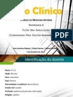 CC Endocardite Infeciosa (Carolina Rabaça, Gisela Santos, Rafael Santiago) DEFINITIVO