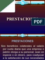 PRESTACIONES