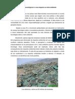 Avanços Tecnológicos e o Seu Impacto No Meio Ambiente