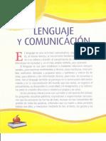 Lenguaje y Comunicacion Tc
