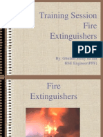 Extinguishers Ssssss
