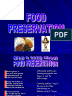 Microorganism 2x Can Cause Food Spoiled Food Preservation 2x Make