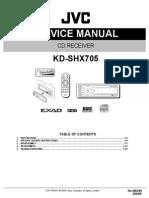 Kd Shx705 (Sm)