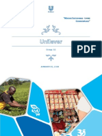 The Function of Management of UNILEVER Bangladesh