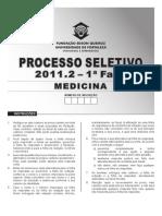 Unifor 2011.2 Medicina