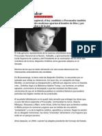 Articulo Alejandro Ordoñez-El Inquisidor