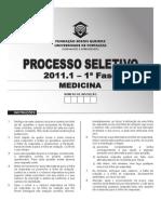 Unifor 2011.1 Provamedicina