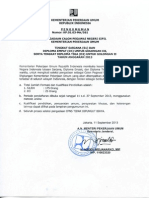 CPNS Pekerjaan Umum 2013