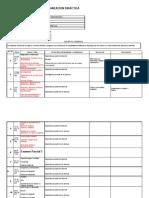 Planeación Didáctica de Intro a la Hospitalidad, Planeación didáctica para estudio
