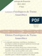 Efeitos Fisiológicos Do Treinamento Anaeróbico (2)