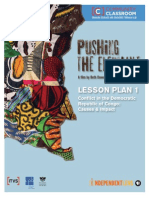 Pushing the Elephant Lesson Plan 1