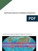 Zonificación de áreas(FILEminimizer)