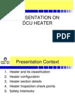 DCU Heater Mod.