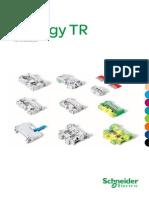 Linergy TR Terminal Blocks - Catalogue 2013