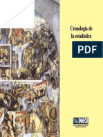 Cronología de La Estadística en México (1521-2003) Csm