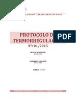 1.Protocolo de Termorregulación f