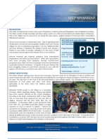 Chin State  WFP Report