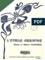 Etoile Absinthe 035 36reduit