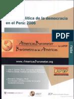 Cultura Polica Peru 2006