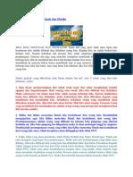 5 Solusi Menghadapi Fitnah dan Zhalim.rtf