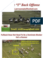 2013 Installing the I Back Offense Part 1